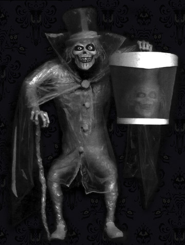 hatbox ghost