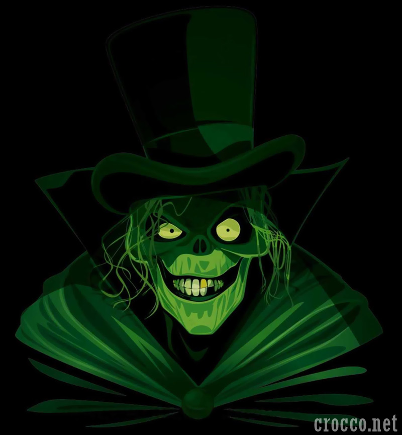 The Hatbox Ghost The Story